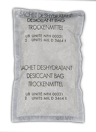 Disidry 20 x 70 gramos - BOLSAS DESECANTES DE BENTONITA ...