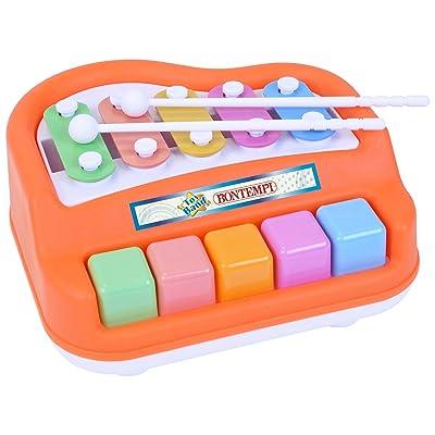 Bontempi Bontempi550520 Baby Xylopiano, Multi-Colors: Toys & Games