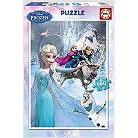 Frozen, Educa 500 parça puzzle