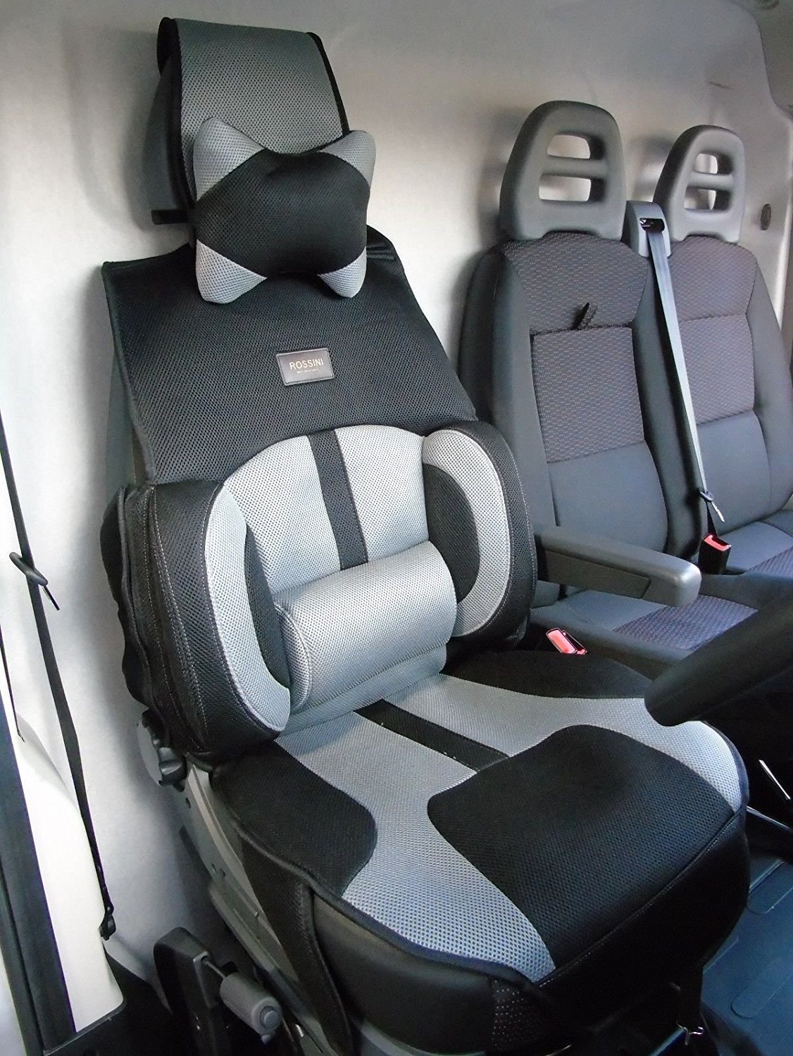 RENAULT TRAFIC SEAT COVERS