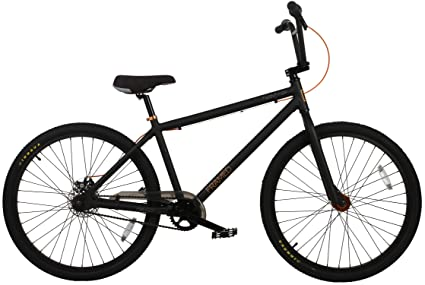 Enmarcado twenty6er bicicleta BMX para hombre: Amazon.com.mx ...