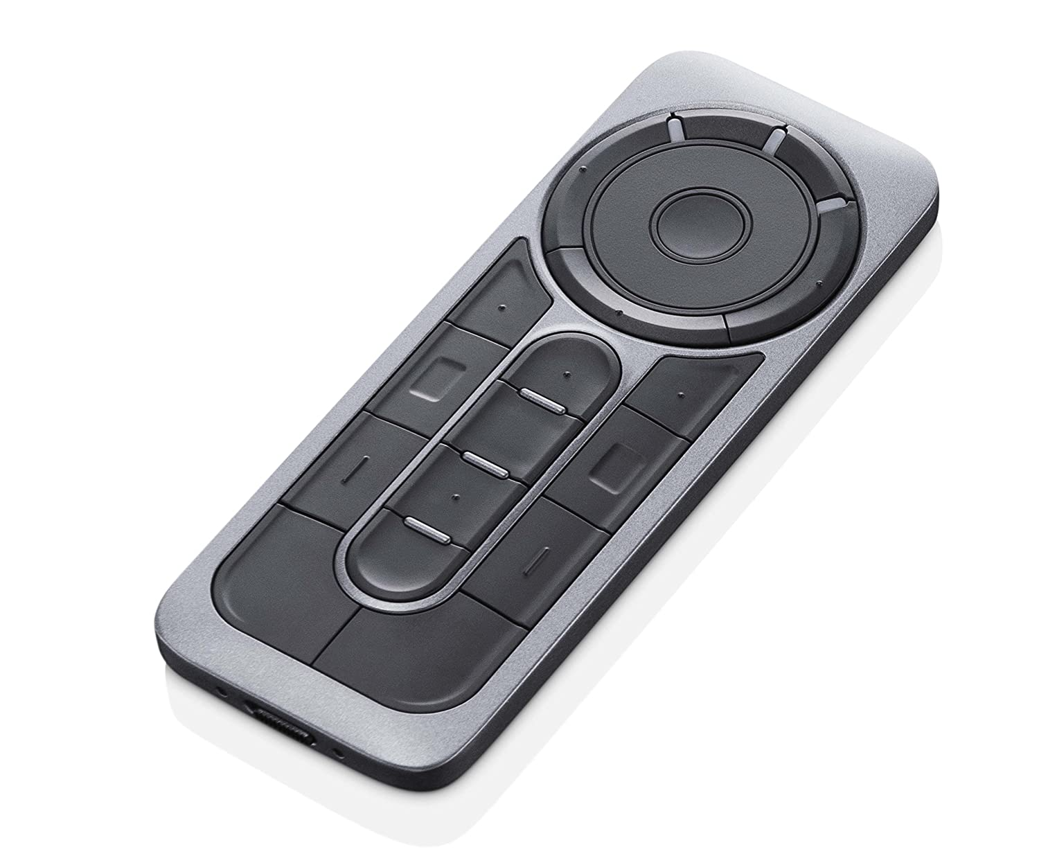 Black//Grey Wacom ACK-411050 Press Buttons Remote Control