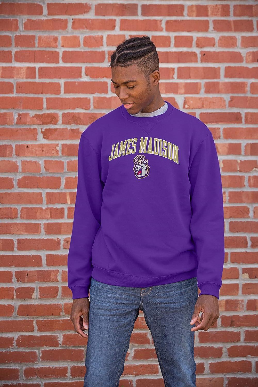 Top of the World NCAA Mens Team Color Crewneck Sweatshirt