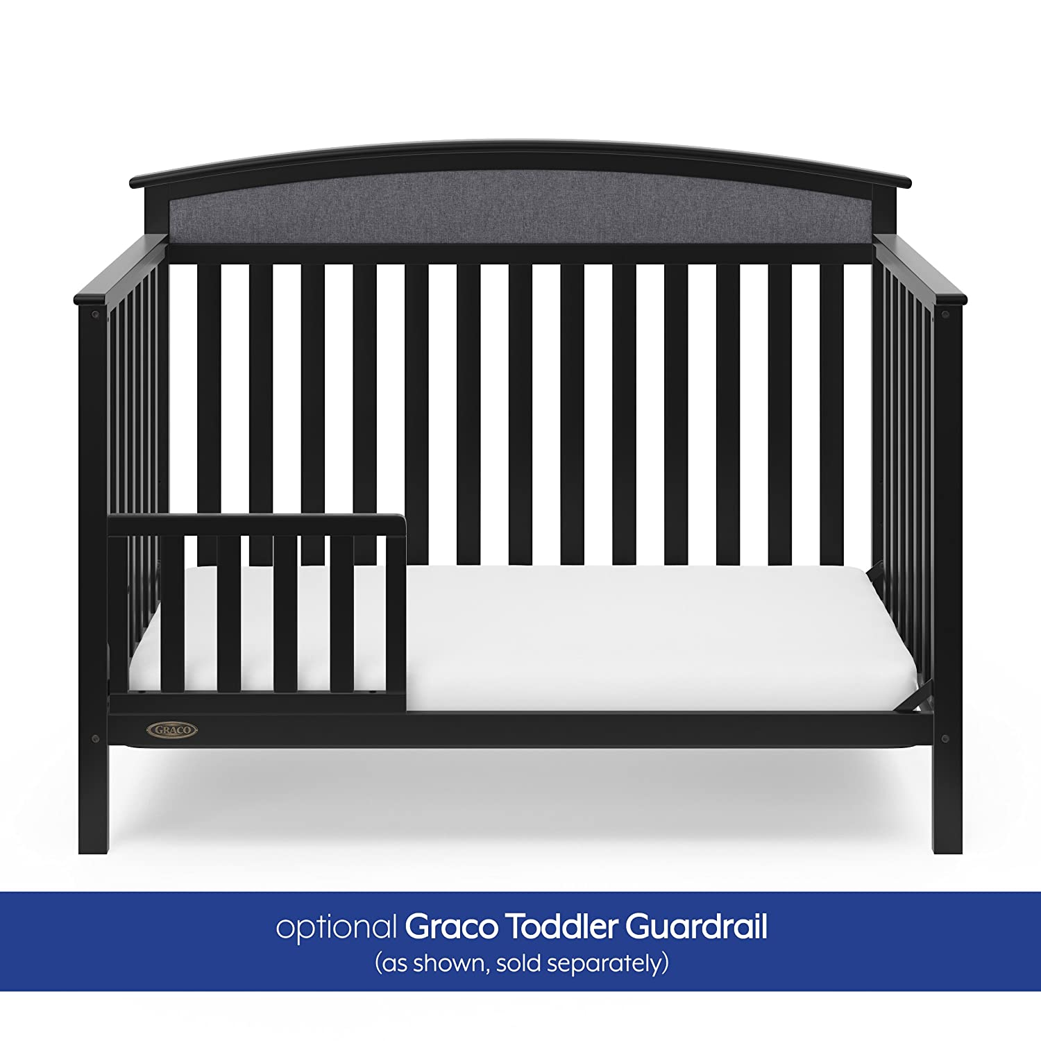 Graco Toddler Guardrail White