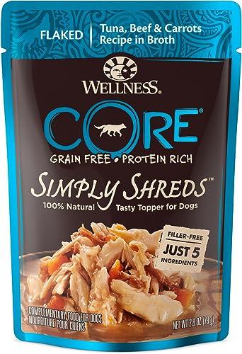 Wellness CORE Simply Shreds Natural Grain Free Tuna