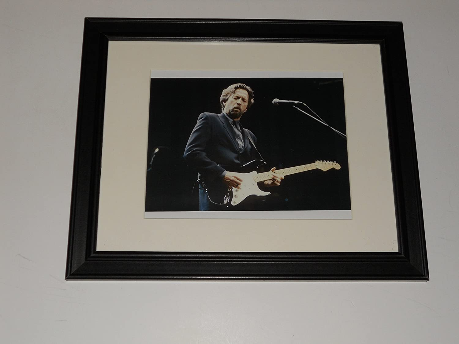 Eric Clapton Framed Photo