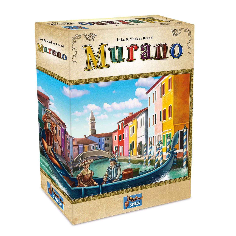 Lookout Games 22160076 - Murano Juegos: Amazon.es: Juguetes y juegos