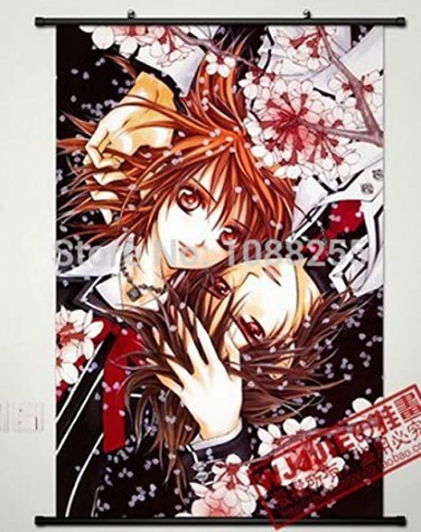 Vampire Knight HD Print Anime Wall Poster Scroll Room Decor