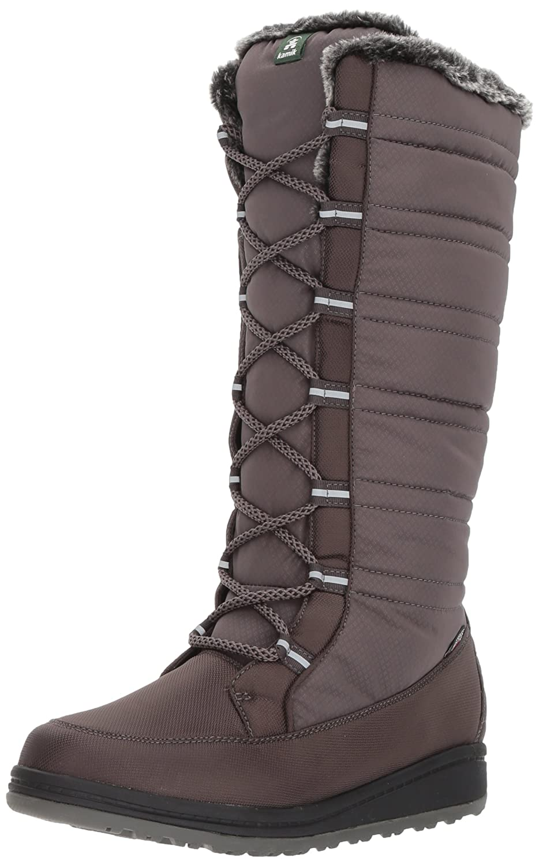 Kamik Women's Starling Snow Boot B01N7N4HFV 8 D US|Charcoal