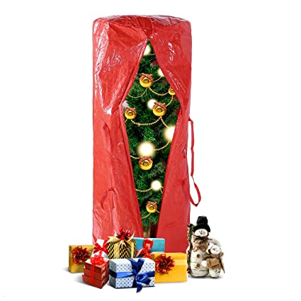 Amazon ohuhu christmas tree storage bag for 5 foot tree or 9 ohuhu christmas tree storage bag for 5 foot tree or 9 foot disassembled christmas tree solutioingenieria Image collections
