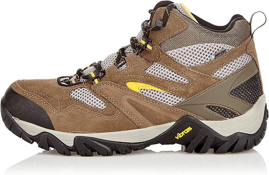Hi-Tec Men's Hiking Shoes Brown Brown