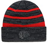 Amazon.com   OTS NHL Columbus Blue Jackets Rickshaw Cuff Knit Cap ... c7620a90b70f