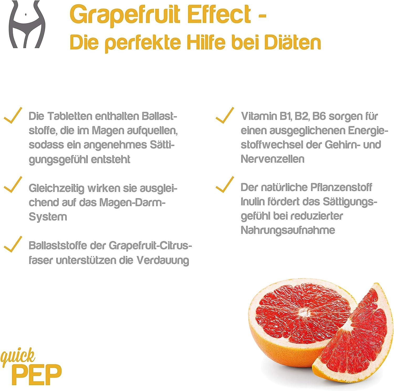 Grapefruit 4-Tage-Diät
