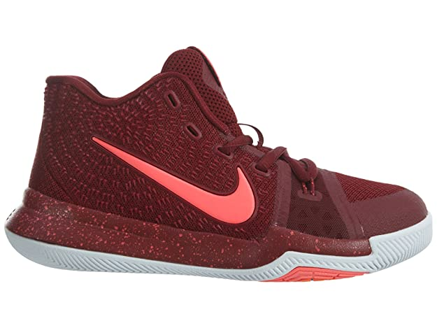 5725326209 ... shopping amazon nike kyrie 3 little kids ps shoes team red white hot  punch hot punch
