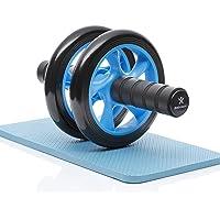 BODYMATE AB Roller Classic, magtränare för att stärka coremusklerna, träningsutrustning för hemmet, magmuskeltränare…