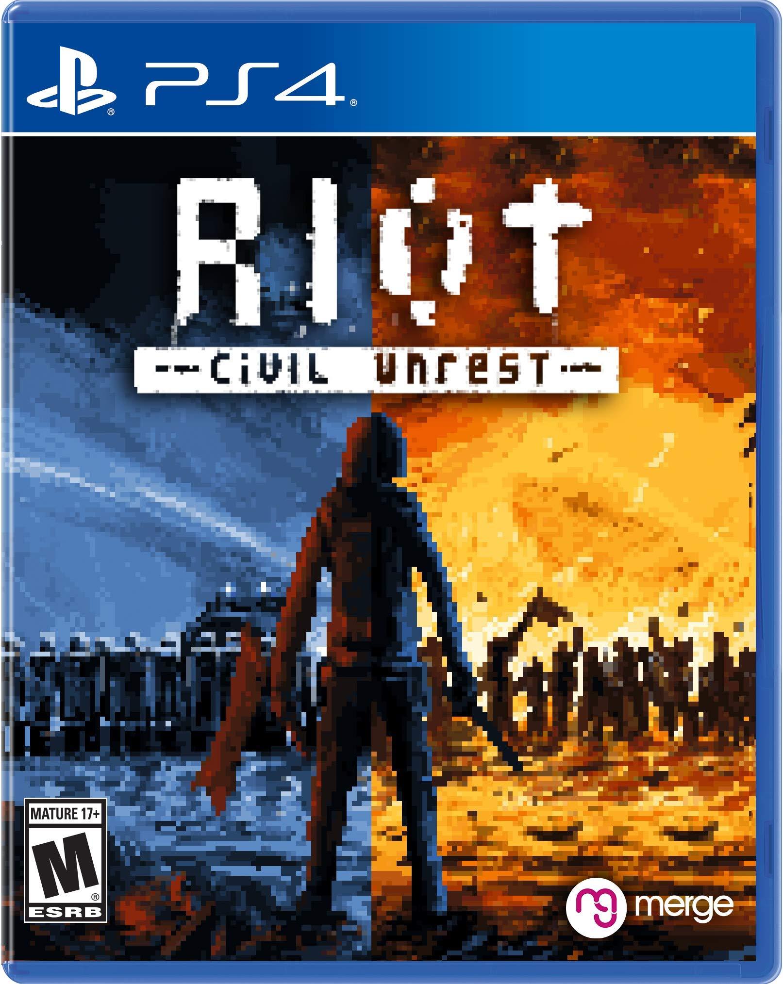 Riot: Civil Unrest - PlayStation 4