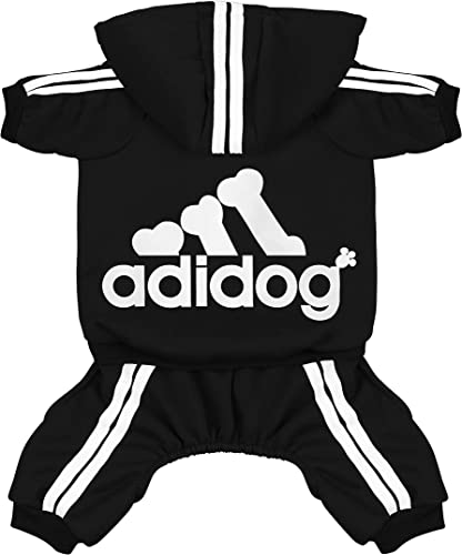 Scheppend Original Adidog Pet Clothes for Dog Cat Puppy Hoodies