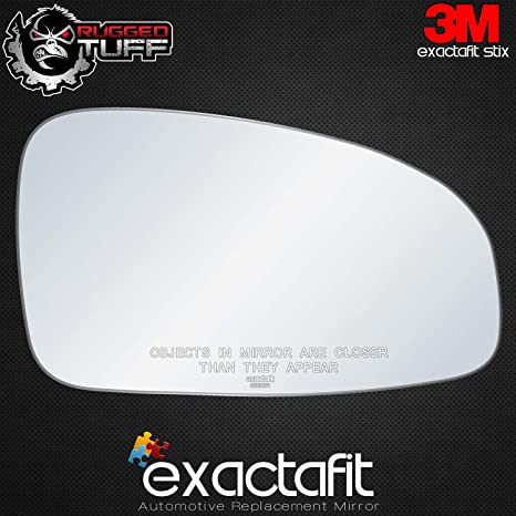 Burco 5232 Right Side Mirror Glass for Chevy Aveo Pontiac Wave Suzuki Swift+