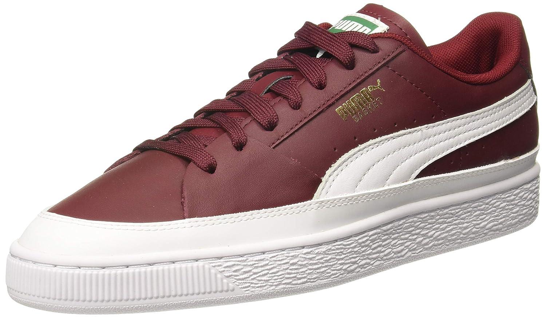 Basket Skate Leather Sneakers