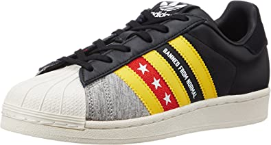 adidas Chaussures Superstar Ro Gris Femme - Noir - Taille 39 ...