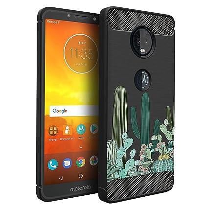Amazon.com: CasesOnDeck - Carcasa para Motorola Moto Z4 y ...