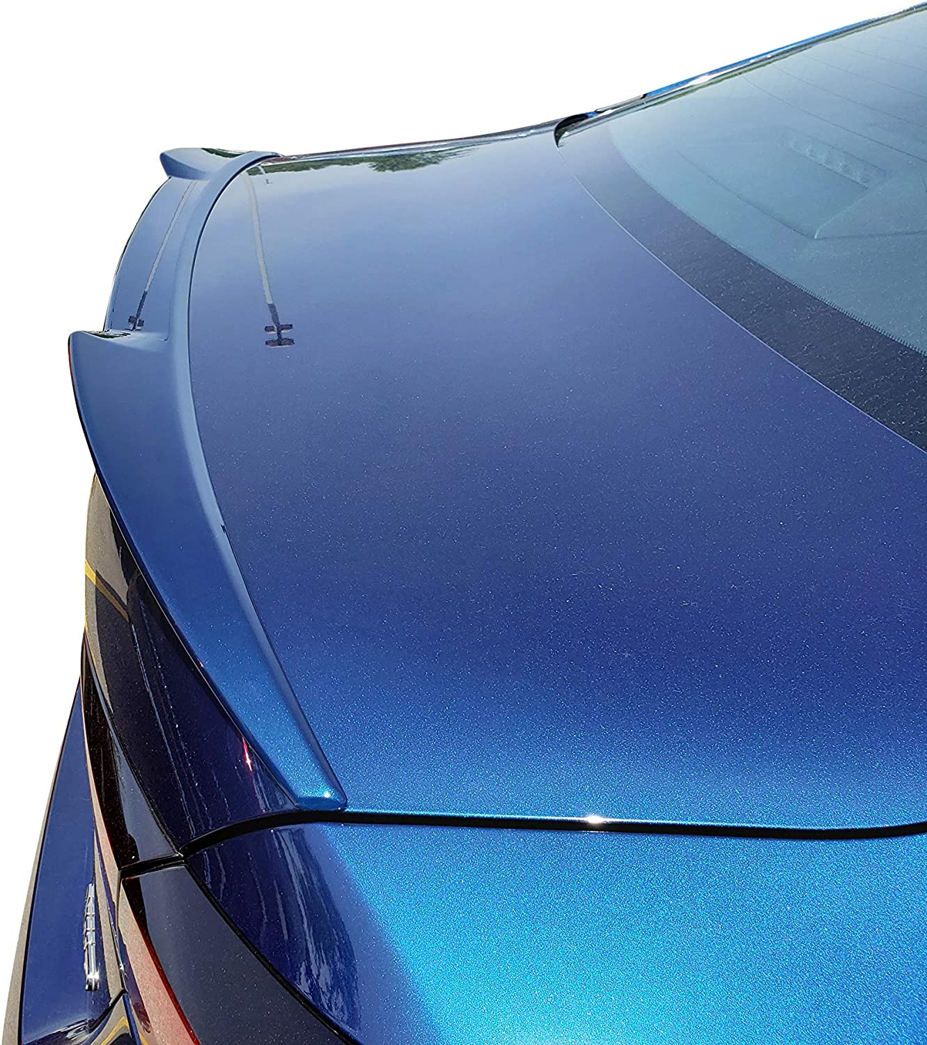 Custom Spoiler made for the Nissan Altima 2019 to 2020 Painted in the Factory Paint Code of Your Choice 579 QAB