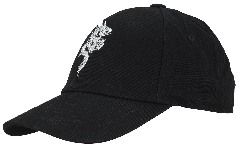 Alfa Company - Gorra de béisbol - para hombre negro negro Talla única 50%  de · Nombre logotipo estampados con sombrero personalizado en la placa de  acrílico ... e8e587ba66c