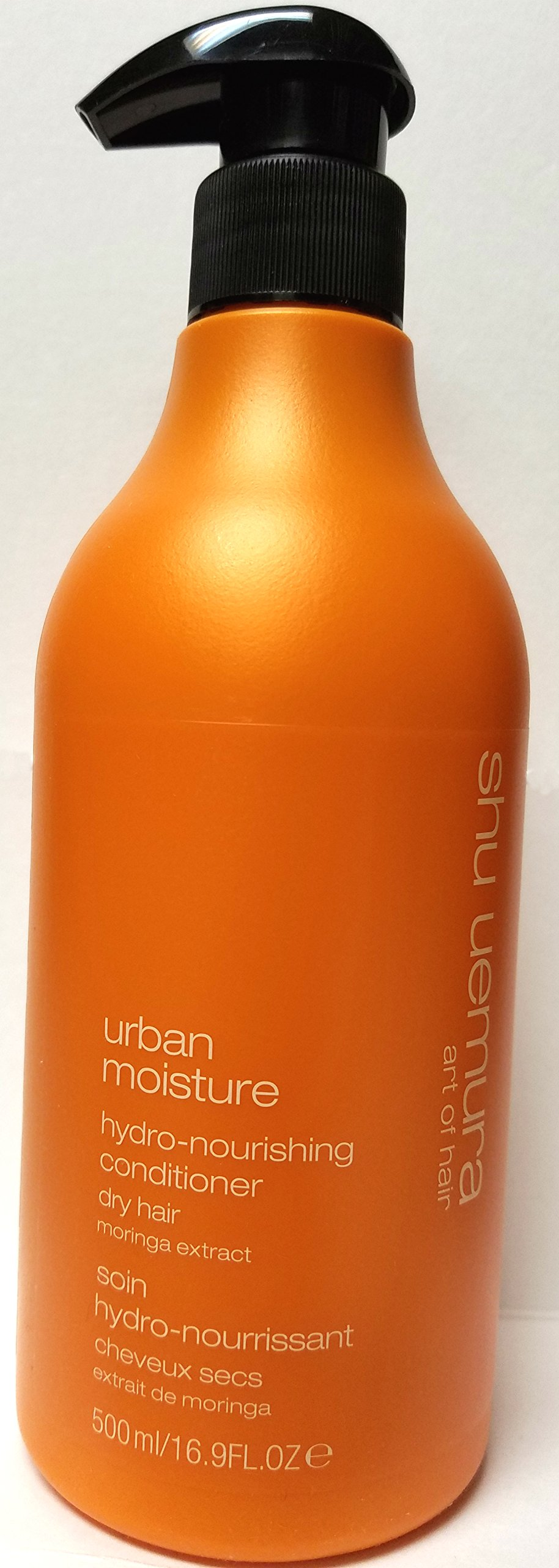 Shu Uemura Urban Moisture Hydro-Nourishing Conditioner for Unisex, 16.9 Ounce