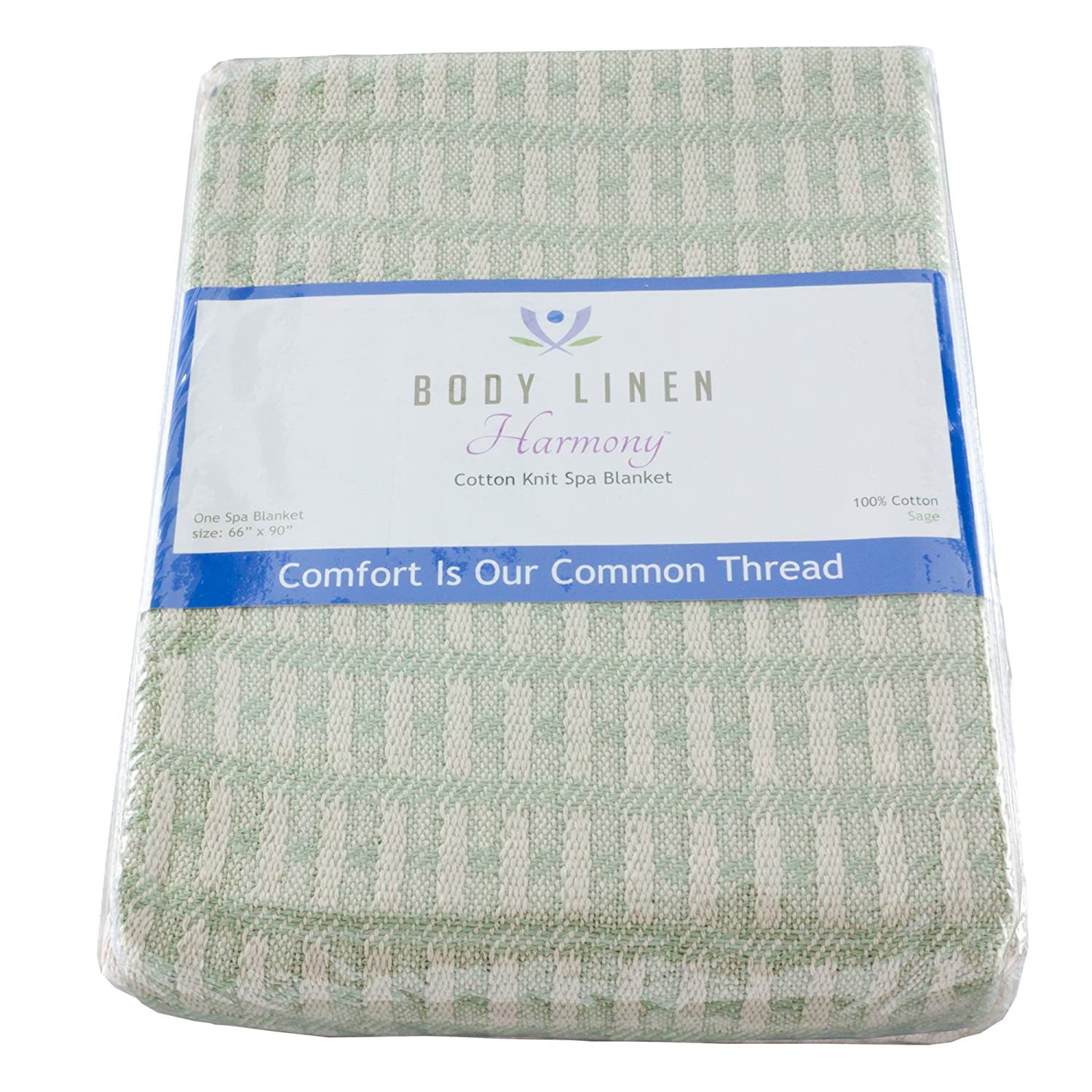 Harmony Cotton Spa Blanket Body Linen