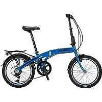Mosso Marine 20 V Katlanır Bisiklet Mavi