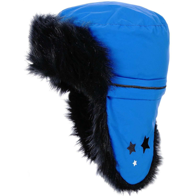 Trespass Childrens/Kids Otos Winter Trapper Hat UTTP1121_3