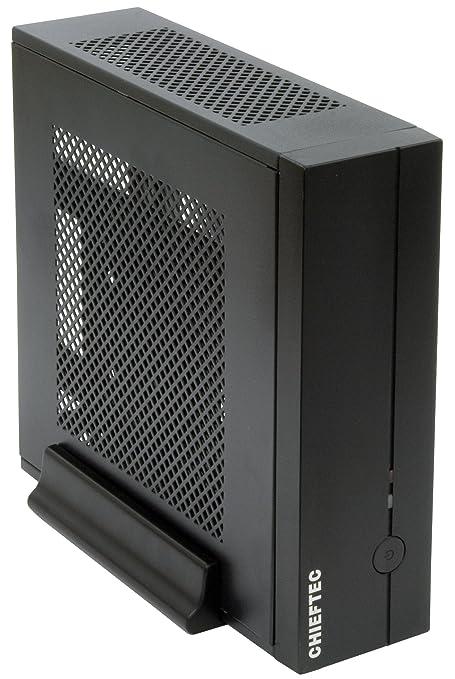 Chieftec IX-01B-OP - Caja de ordenador de sobremesa (mini-ITX