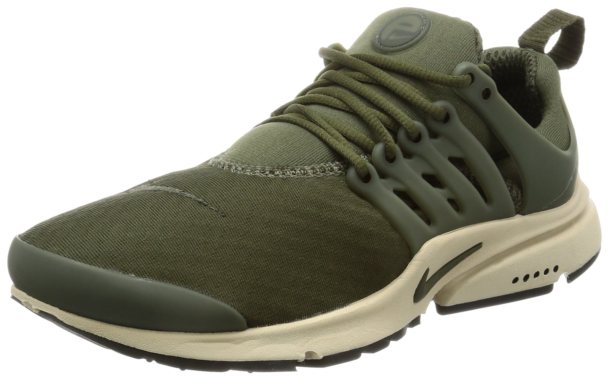 pretty nice b0fa0 ce9fe Galleon - Nike Air Presto Essential Mens Running Trainers 848187 Sneakers  Shoes (US 10, Cargo Khaki Rattan 301)