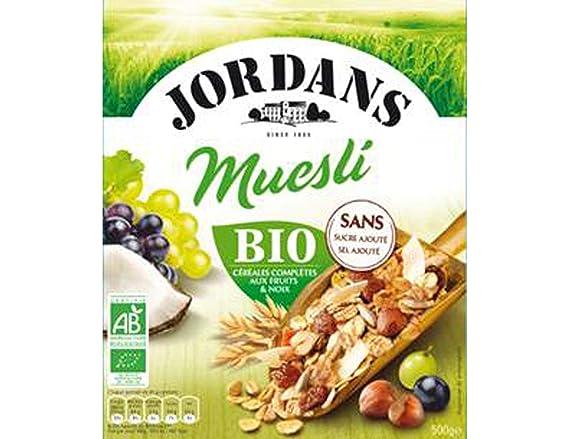 jordans cereales bio