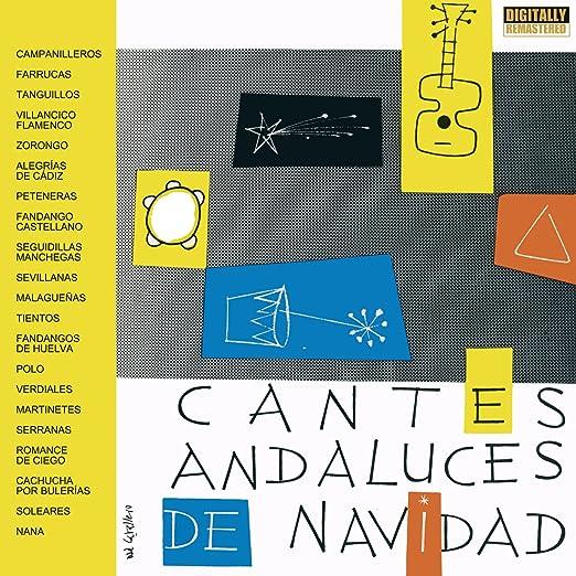 Cantes Andaluces de Navidad: Amazon.es: Música