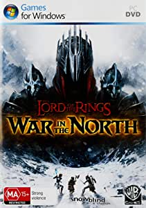Lotr War in the North - PC