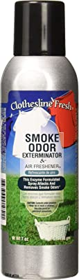 Best Smoke Odor Eliminator