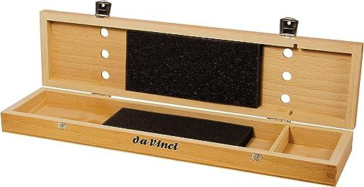 DA VINCI 4022 Series - Caja de Madera para Pinceles (30 x 30 x 30 ...