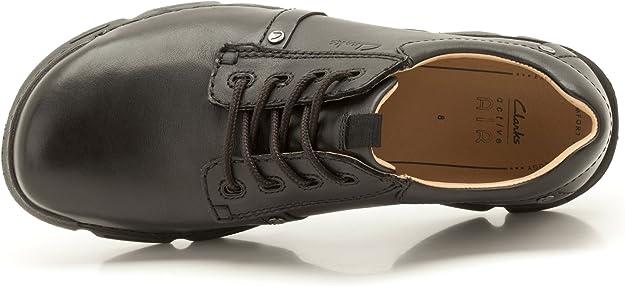 Clarks Men's Lace-Up Derby Shoes Rico