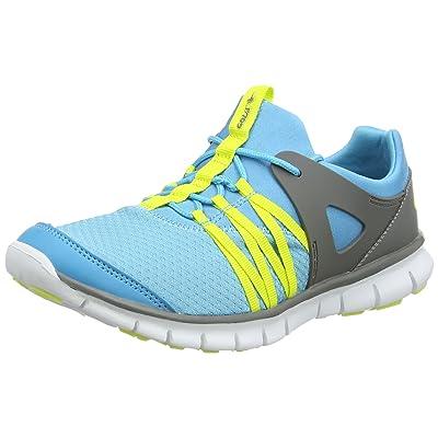 Gola Akita, Chaussures de Running Entrainement Femme, Noir