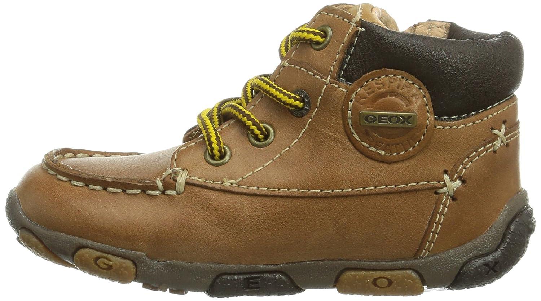 Geox B Balu High Top Sneaker Shoe Boys