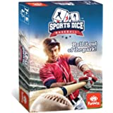 FoxMind Games Sports Dice - Baseball
