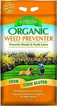 Espoma Organic Corn Gluten Granular Weed Killer