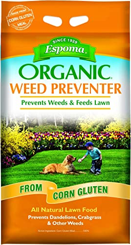 Espoma-Weed-Preventer-Plus-Lawn-Food,-Natural-Lawn-Food,-Prevents-Dandelions