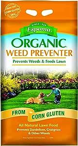 Espoma Organic Weed Preventer-25 lb. CGP25, 25 lb