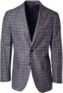 product image for Haspel Melange Sport Coat - Blue/Gray Melange