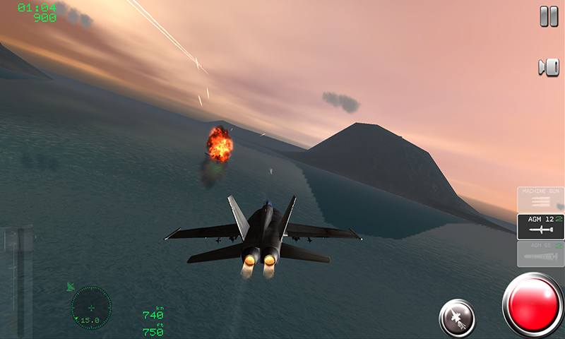 Fighter plane games free download