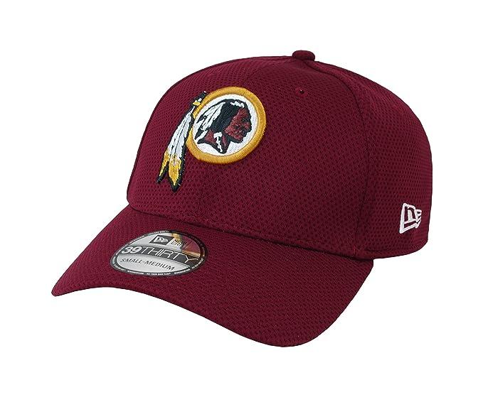 3d20166b2 New Era 39Thirty Hat Washington Redskins 2016 NFL Sideline On Field Flex fit  Cap (Medium
