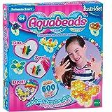 Aquabeads 79438 - Set per la creazione di gioielli con perline, per bambini