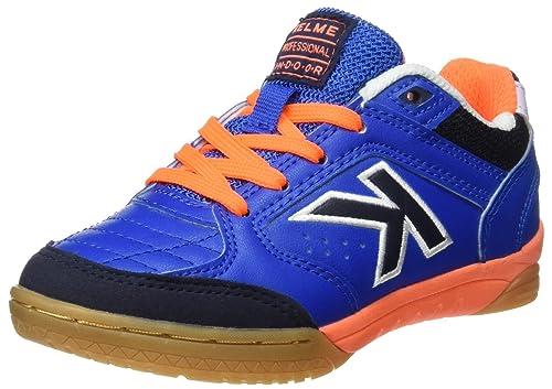 Zapatos azules Kelme infantiles AhDYmUJuE